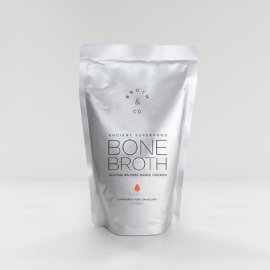 Broth & Co Chicken Bone Broth 500ml-Groceries-Broth & Co-Fresh Connection
