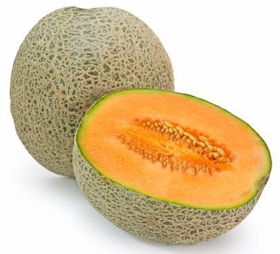 Cantaloupe (Half)-Fresh Connection-Fresh Connection