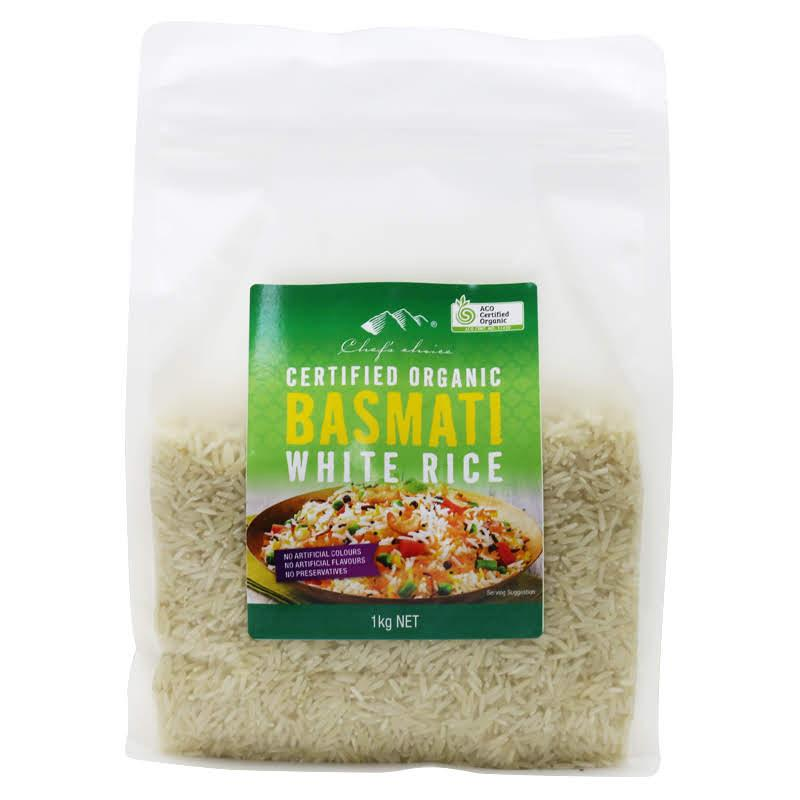 Chef's Choice Basmati Aromatic Rice 1 kg-Groceries-Chef's Choice-Fresh Connection