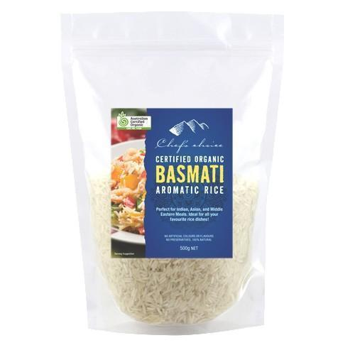 Chef's Choice Basmati Aromatic Rice 500g-Chef's Choice-Fresh Connection