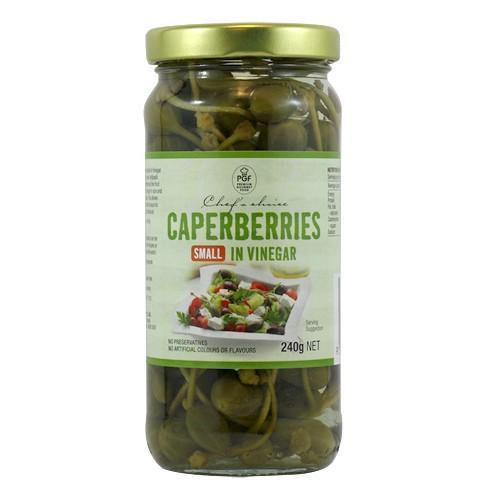 Chef's Choice Caperberries in Vinegar 240g-Chef's Choice-Fresh Connection