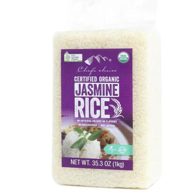 Chef's Choice Jasmine Rice - 1kg-Chef's Choice-Fresh Connection