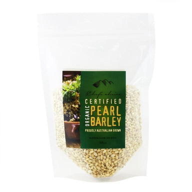 Chef's Choice Organic Pearl Barley 500g-Chef's Choice-Fresh Connection
