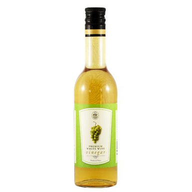 Chef's Choice Premium White Wine Vinegar 500mL-Groceries-PGF Premium-Fresh Connection