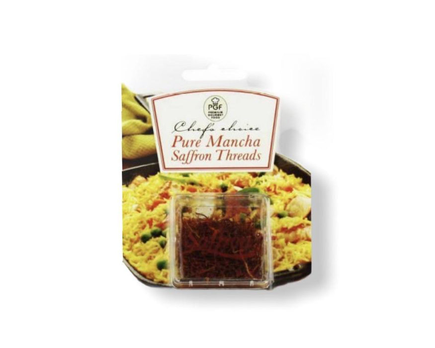 Chef's Choice Pure Mancha Saffron Threads 0.5g-Groceries-Chef's Choice-Fresh Connection