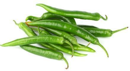 Chillies - Green (100g)-Fresh Connection-Fresh Connection