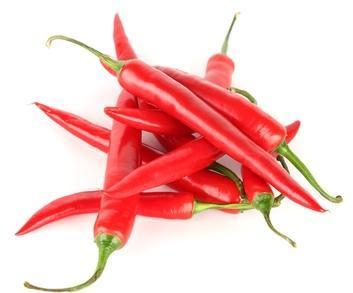 Chillies - Red (100g)-Fresh Connection-Fresh Connection