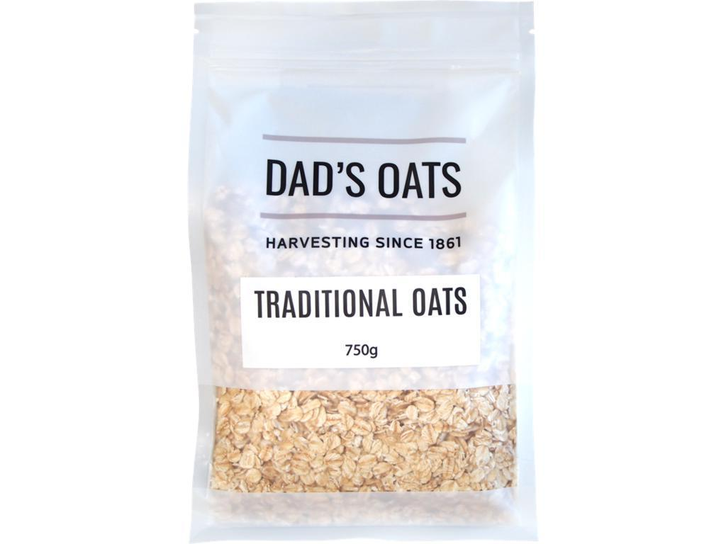 Dad's Oats - Traditional 750g-Dad's Oats-Fresh Connection