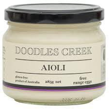 Doodle's Creek Aioli 285g-Doodle's Creek-Fresh Connection