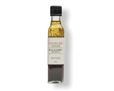 Doodle's Creek Balsamic Dressing 250mL-Groceries-Doodle's Creek-Fresh Connection