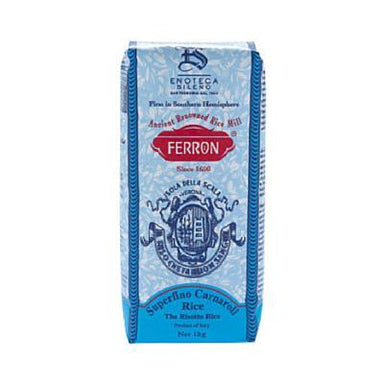 FERRON Superfino Carnarolli Risotto Rice 1kg-Chef's Choice-Fresh Connection