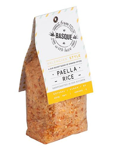 From Basque with Love Paella Rice-Groceries-From Basque with Love-Fresh Connection