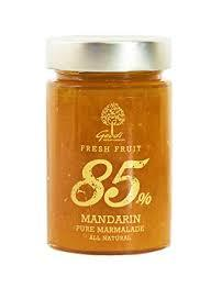 Geodi 85% Mandarin Pure Marmalade 250g-Geodi-Fresh Connection