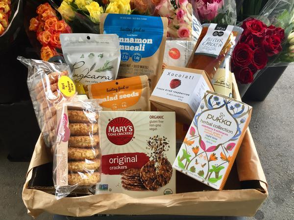 Gluten Free Essentials Box-Fresh Connection-Fresh Connection