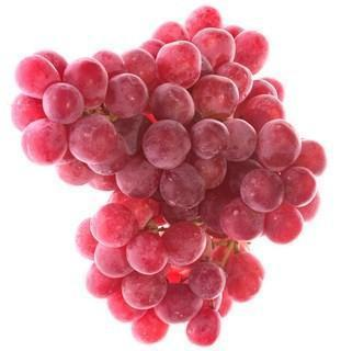 Grapes - Red Seedless - PRODUCE OF U.S.A. (500g)-Fresh Connection-Fresh Connection