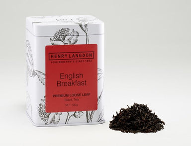 HENRY LANGDON English Breakfast Tea - 100g-Henry Langdon-Fresh Connection