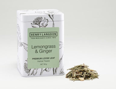 HENRY LANGDON Lemongrass & Ginger - 85g-Henry Langdon-Fresh Connection