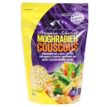 Chef's Choice Moghrabieh Couscous 500g