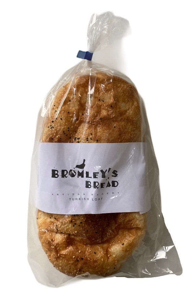 Bromley's Bread Turkish Loaf