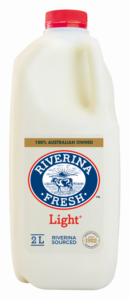 Riverina Light Milk 2L