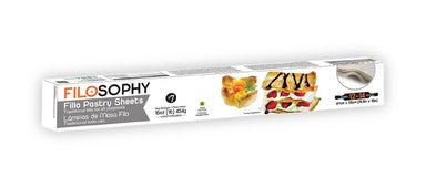 Ioniki FiloSophy Frozen Filo Pastry Sheets 454g-Groceries-Ioniki FiloSophy-Fresh Connection