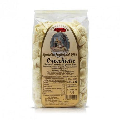 La Genuina Orecchiette Pasta 500g-La Genuina-Fresh Connection