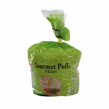 Limotti Gourmet Rice Puffs Chives 60g-Groceries-Limotti-Fresh Connection