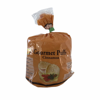 Limotti Gourmet Rice Puffs Cinnamon 60g-Groceries-Limotti-Fresh Connection