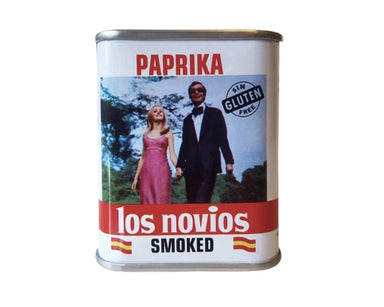 Los Novios Spanish Smoked Paprika 75g-Groceries-Los Novios-Fresh Connection