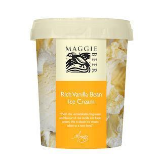 Maggie Beer Rich Vanilla Bean Ice Cream 500ml-Maggie Beer-Fresh Connection
