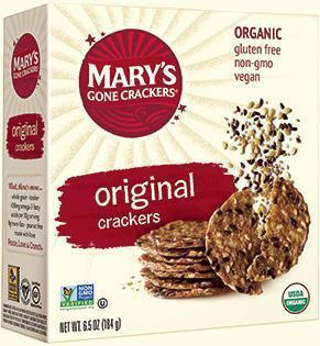 Mary's Gone Crackers Original 184g-Mary's Gone Crackers-Fresh Connection