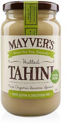 Mayver's Tahini Hulled 385g-Fresh Connection-Fresh Connection