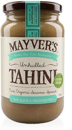 Mayver's Tahini Unhulled 385g-Groceries-Fresh Connection-Fresh Connection