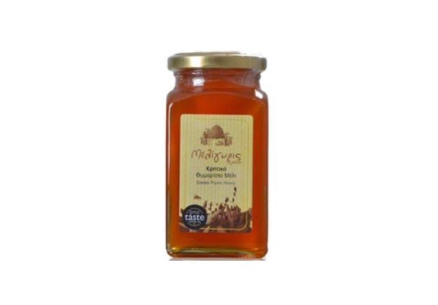 Meligyria Cretan Honey with Thyme 450g-Groceries-Meligyris-Fresh Connection