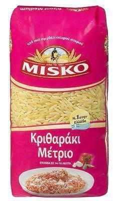 Misko Greek Risoni Medium 500g-Misko-Fresh Connection