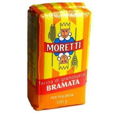 Moretti Polenta Bramata 500g-Moretti-Fresh Connection