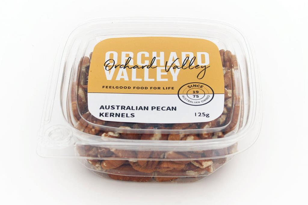 Orchard Valley Australian Pecan Kernels 125g-Groceries-Orchard Valley-Fresh Connection