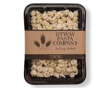 Otway Pasta Company Torchio Fresh 400g-Groceries-Otway Pasta Company-Fresh Connection
