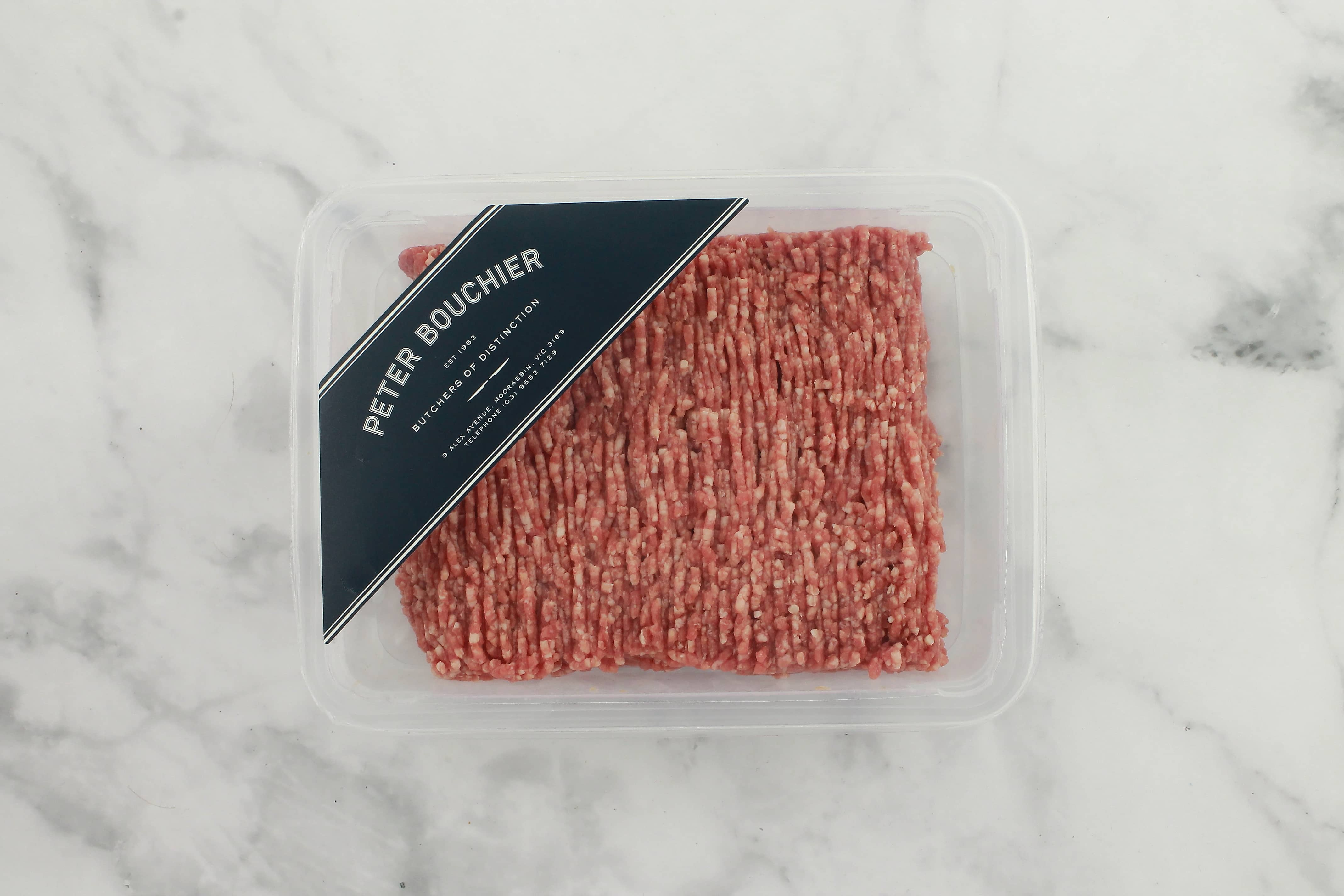 Peter Bouchier Lamb Mince ONLINE ONLY-Groceries-Peter Bouchier-Fresh Connection
