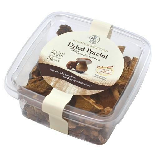 PGF Dried Porcini Mushrooms 20g-PGF Premium-Fresh Connection