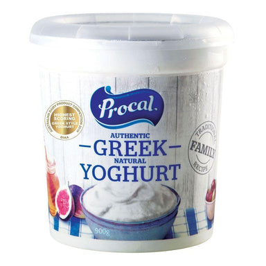 Procal Dairies Greek Yoghurt 900g-Procal Dairies-Fresh Connection