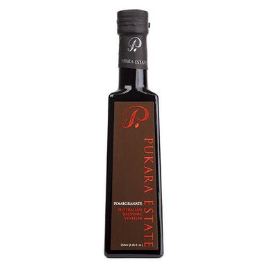 PUKARA ESTATE Pomegranate Balsamic Vinegar 250mL-Groceries-Pukara Estate-Fresh Connection