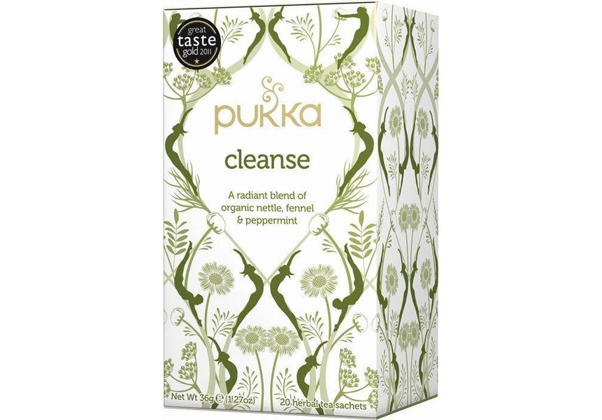 Pukka Cleanse Tea 36g-Pukka-Fresh Connection
