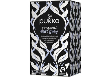 Pukka Gorgeous Early Grey Tea 40g-Pukka-Fresh Connection
