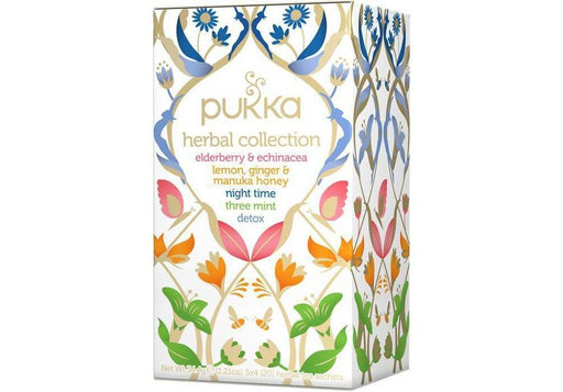 Pukka Herbal Collection 34.4g-Pukka-Fresh Connection