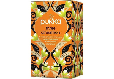Pukka Three Cinnamon Tea 40g-Pukka-Fresh Connection