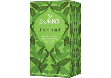 Pukka Three Mint Tea 32g-Pukka-Fresh Connection