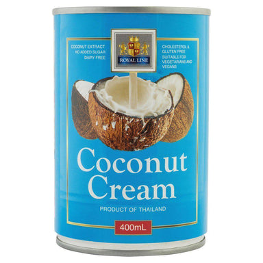 Royal Line Coconut Cream 400mL-Chef's Choice-Fresh Connection