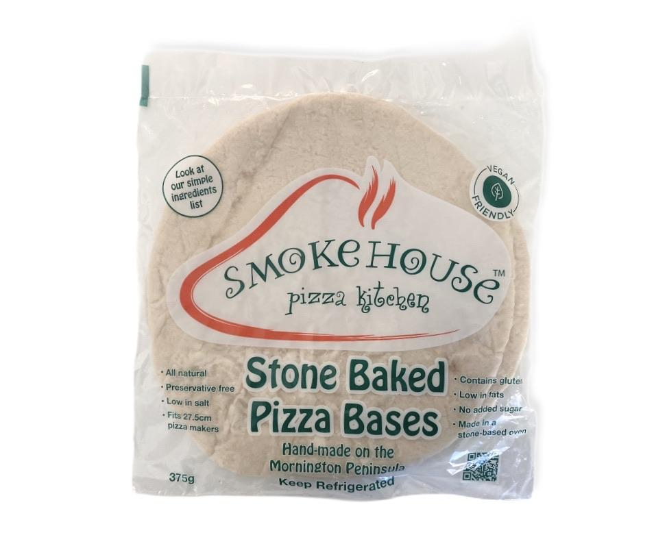 Smoke House Pizza Bases (2 bases)-Groceries-SmokeHouse Pizza Kitchen-Fresh Connection