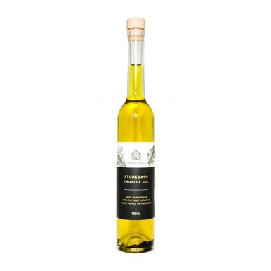 STONEBARN Black Truffle Oil 100ml-Groceries-Stonebarn-Fresh Connection